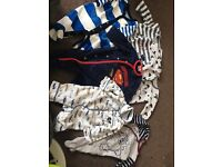 Baby clothes price listed