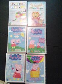 Pre-School CD bundle (Peppa Pig, Anytime Tales, Animal Magic)