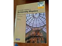 Sears & Zemansky's University Physics With Modern Physics - Textbook