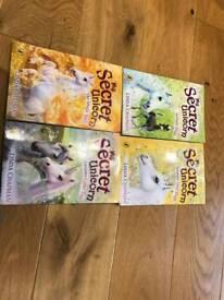 My Secret Unicorn children's books