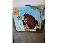 The Gruffalo - Julia Donaldson - 24 piece Jumbo Floor Puzzle in Box - Immaculate