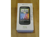HTC Desire S - Mobile phone - Black - on Vodafone - Very good condition