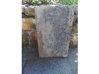 Victorian Sandstone Hearth Slab