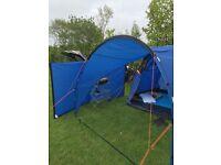 Freedom trail serendo 4 person tent