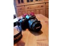 Nikon D3200 24.2MP bundle + Extras
