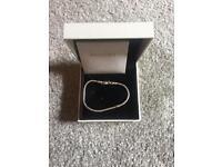 Pandora braclet silver . Smaller size .