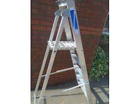 aluminium trade step ladders