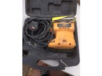 JCB Electric Palm Sander JCB-PS with Case USed