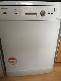 Dishwasher Excellent order 12 place settings quiet operation not used many times as and collect only