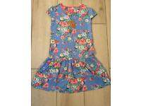 BNWT Joules girl's summer dress, age 11-12