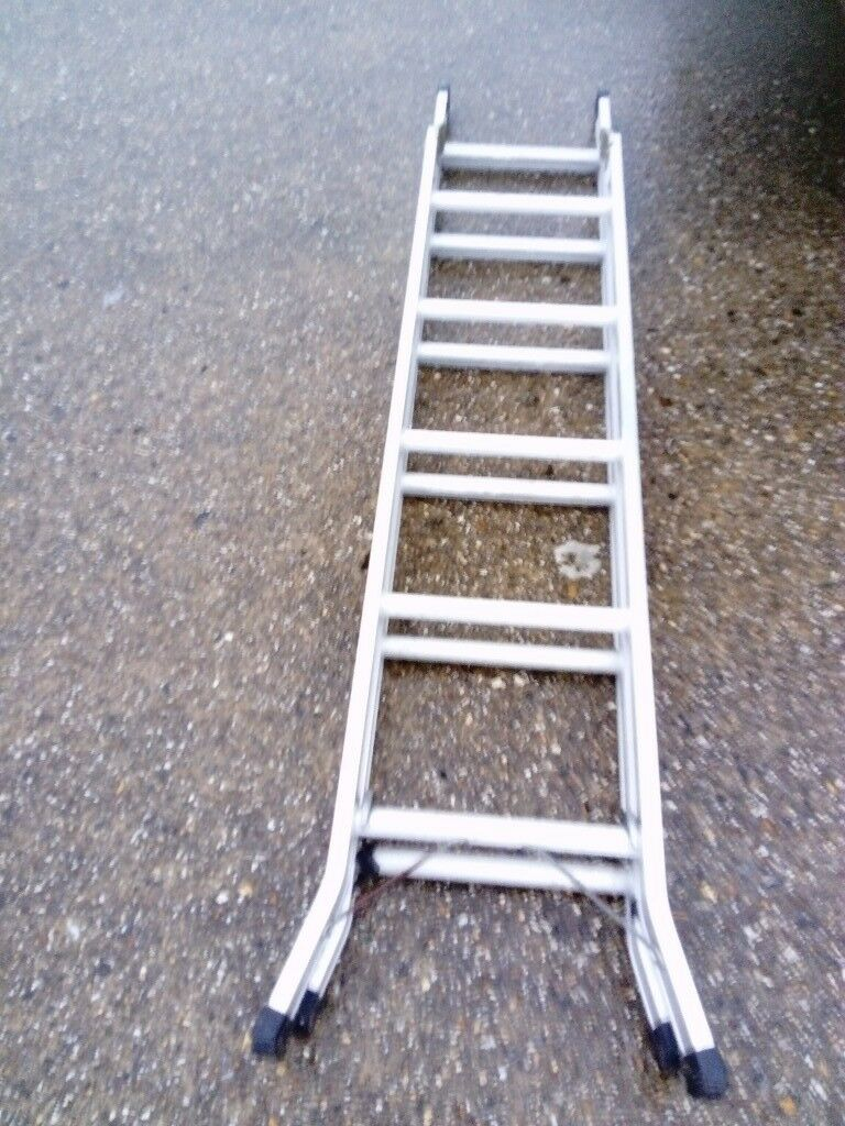 Step ladder 3 way