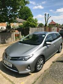 Toyota Auris VVT-I Excel (Grey) 2013 Panoramic Roof full Toyota service history