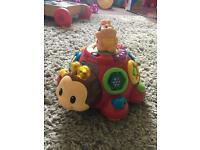 Vtech Crazy Legs Learning Bug toy