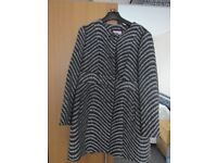 M&S 2 Pocket Wool Rich Coat