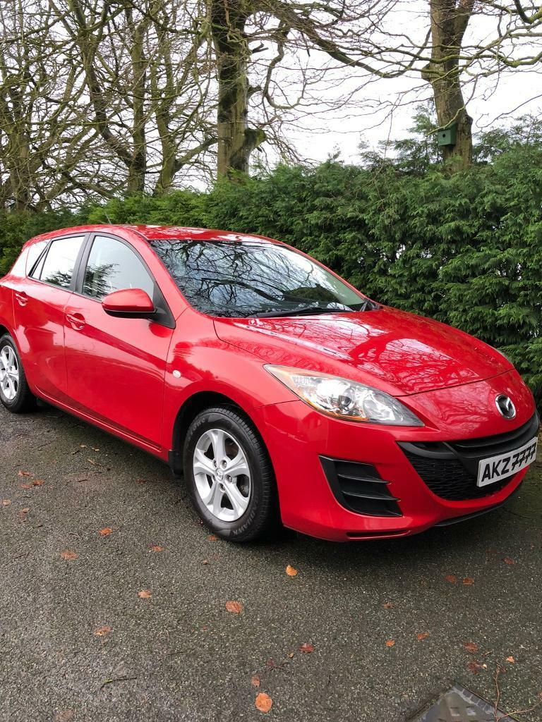 2010 mazda 3 ts 5 door 40 plus mpg immaculate throughout mot jan 2019 low mileage. Black Bedroom Furniture Sets. Home Design Ideas