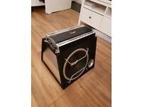 JBL 1000 wattz bass box with juice amp 2400 wattz