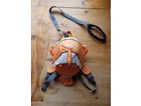 Littlelife Nemo clownfish toddler backpack with reigns
