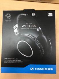 Sennheiser wireless headphones PXC 550