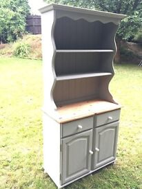 Solid pine painted dresser