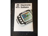Electronic Solitaire