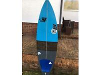 Surfboard. Luke Young custom grom