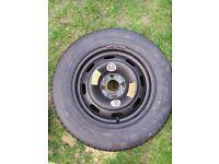 195/65 R15 Wheel Rim Peugeot Citroen