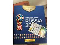 World Cup Sticker Swap
