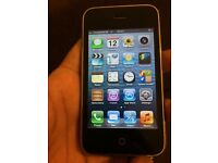 Apple iPhone 3GS Fully Working Unlocked any sim 16GB black £30