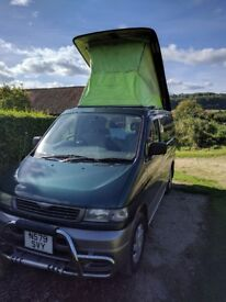 Mazda Bongo Automatic Campervan, Minibus, People Carrier, 8 Seater, Long MOT, Diesel 2.5l, Serviced