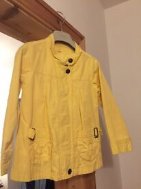 Girls yellow jacket by GAP
