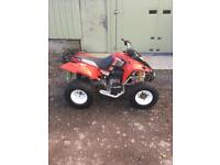 Road legal ram quadzilla 250 2004