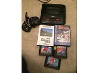 Sega Megadrive 2 console retro games bundle