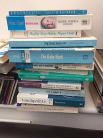 Pregnancy, Baby books