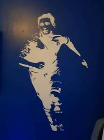 Frank lampard wall decal new