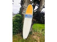 Beautiful 8ft Alder Surfboard