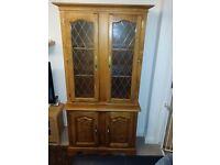Welsh solid wood dresser