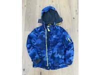 Boden age 11/12 fleece lined coat rrp £58 GREAT CONDITION