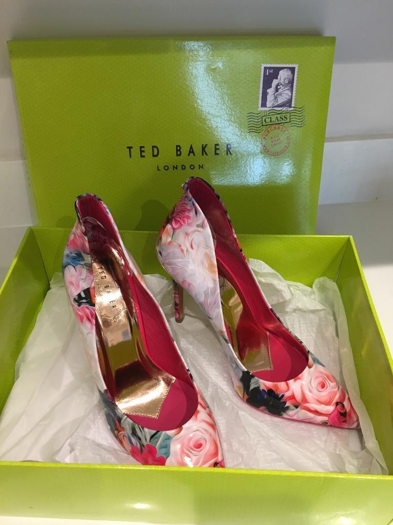 Ted Baker Savenni shoes size 5