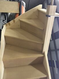 joinery build services.. stairs alcove cabinets bookcases