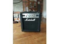 Marshall MG10CF - Great Guitar Combo Amplifier for Home