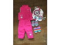 Baby Girl clothes (9-12 months)