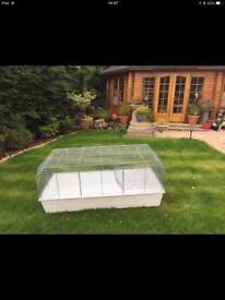 Ferplast large (146cm) indoor rabbit/guinea pig cage