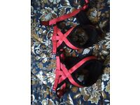 "2 puppy/dog harness ""Karlie"""