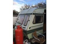 4 berth trailer