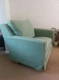 Large single seater sofa - 3ft x 3ft