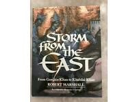"""Book on the """"STORM FROM THE EAST"""""""