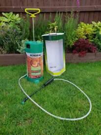 Ronseal fence sprayer