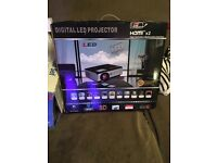 Brand new boxed 3D projector