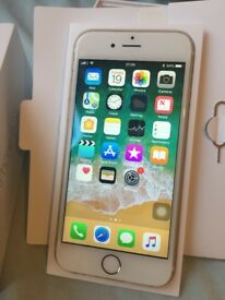 Good Condition iPhone 6s Gold 64GB All Networks