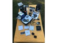 GoPro Hero Black 4 Camera with Adventure Pack and more